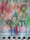 glitter spiral I