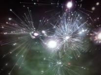 iTunes fireworks