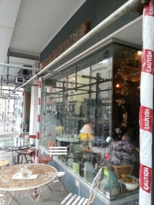 CafeScaffoldingHove